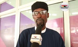 Sheikh Aramiyawo Shaibu is the Regional Manager of the Islamic education unit of the GES