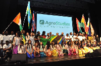 Participants of the AgroStudies training in Israel