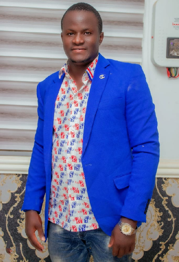 Mohammed Azonto is an NPP Polling station youth organizer in Tolon constituency