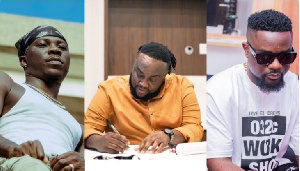 I have not spoken to Stonebwoy following the issue with Angeltown – Sarkodie