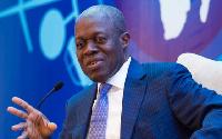 Former Vice-President Kwesi Amissah-Arthur
