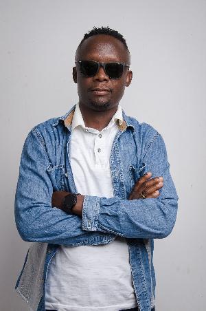 Gospel artiste, Kwabena Donkor