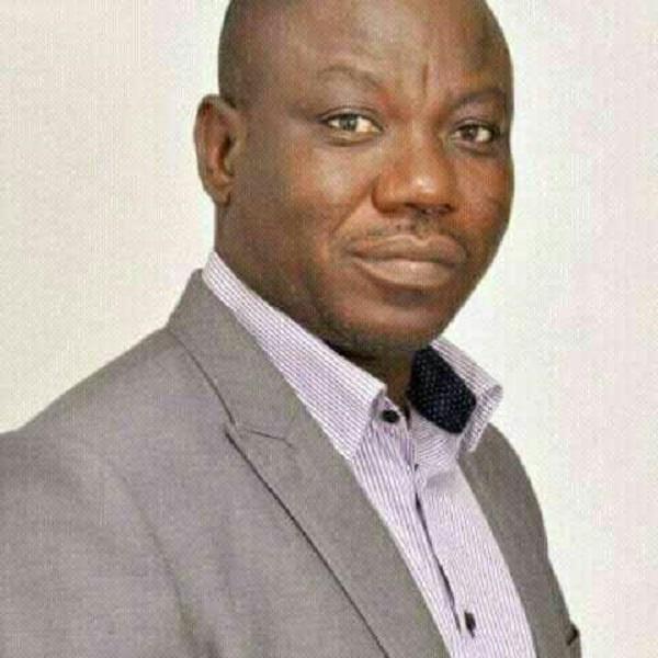 Isaac Adongo is MP for Bolgatanga Central