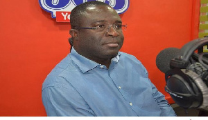 Deputy Minister for Works and Housing, Eugene Boakye Antwi