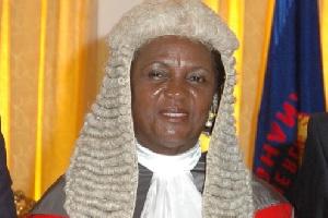 Chief Justice of Ghana, Georgina Theodora Wood
