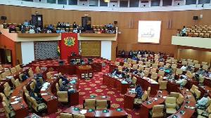 File Photo: Ghana's Parliament