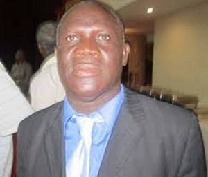 Former Black Stars striker Dan Owusu