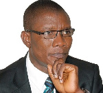 Isaac Ashai Odamtten, NDC parliamentary candidate for the Tema East Constituency