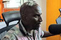 Ghanaian Filmmaker, Socrate Safo