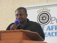 Mr. Raymond Ablorh - Communications Director of Airtel Ghana