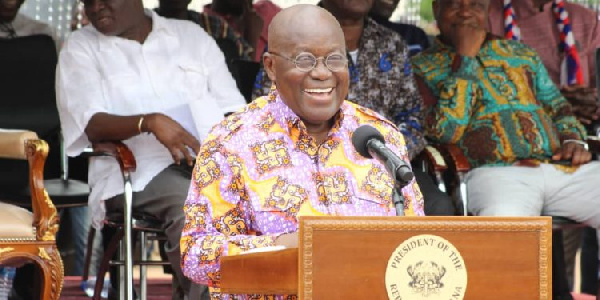 Dec 7 Polls: Get on the back of the elephant – Akufo-Addo woos Voltarians