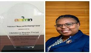Christiana Olaoye, Chief Executive Officer of Energy Bank