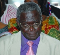PC Appiah Ofori, a for NPP MParliament for the Asikuma-Odoben-Brakwa Constituency