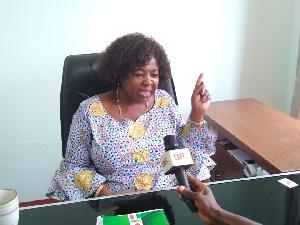 Nana Akosua Frimpomaa CPP Chairperson