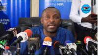 John Boadu, Acting General Secretary of the NPP