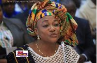 Minister of Gender, Children and Social Protection, Otiko Afisa Djaba