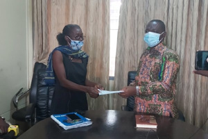 The National Network of Positive Persons petitions Health Directorate