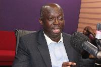 SWAG Chief Kwabena Yeboah