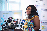 Minister for Special Development Initiatives, Mavis Hawa Koomson