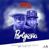 Cediz 'Party all night long' (ft Rashid Metal)