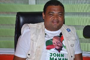 Joseph Yamin Corruption