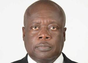 President of the Ghana Bar Association, Anthony Forson