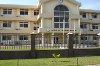 The Korle Bu Teaching Hospital
