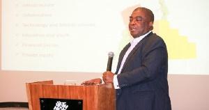 David Ofosu-Dorte, Executive Chairman of law firm AB & David