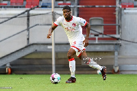 Kevin Danso is looking for game time with Augsburg