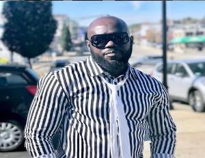 Kumawood actor, Isaac Amoako
