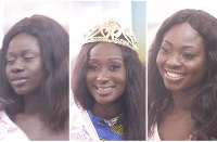 2019 Miss Ghana Beauty Queens