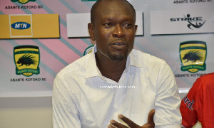 Former Kotoko coach CK Akonnor