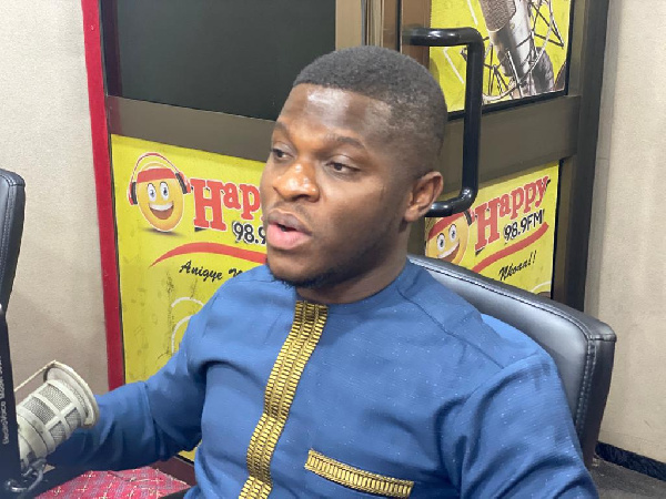 17 people from the Oti Region were arrested because they could answer to 'Bonjour' – Sammy Gyamfi