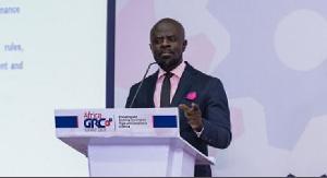 Kofi Abotsi, former Dean of GIMPA