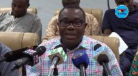 Samuel Ofosu Ampofo, National Chairman of the National Democratic Congress