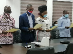 The committee was sworn in by the NPP national campaign manager, Peter Mac Manu