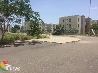 The Saglemi Housing Project