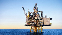 File photo [An Oil Rig]