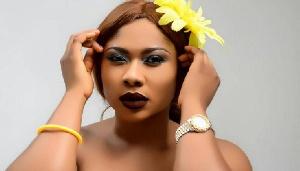 Nigerian actress, Queeneth Agbor