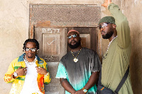 Black Jerzee, Marioo and Eddy Kenzo