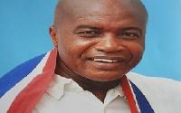 Aspiring NPP National Chairman, Stephen Ntim