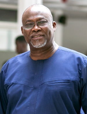 Dr. Ekwow Spio-Garbrah is the new President for Africa and the Global Managing Director of ECO