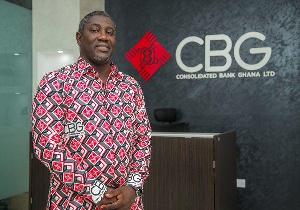 Daniel Wilson Addo, Managing Director, CBC