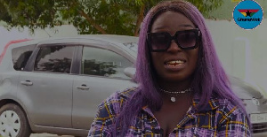 Ghanaian female rapper, Eno Barony