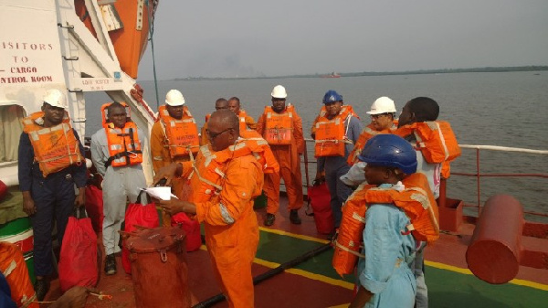 Over 600 Ghanaian seafarers stranded abroad