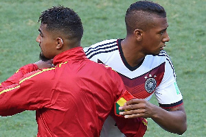 Kevin Prince Boateng has dissociated with the actions of Jerome