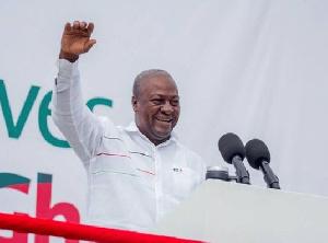 John Mahama  Campaign