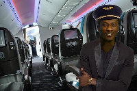 Baby Jet Airlines owned by Ghana's captain Asamoah Gyan