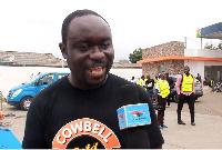 Joseph Ashong,Brand Manager, Cowbell