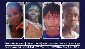 Missing Girls 4 Upa